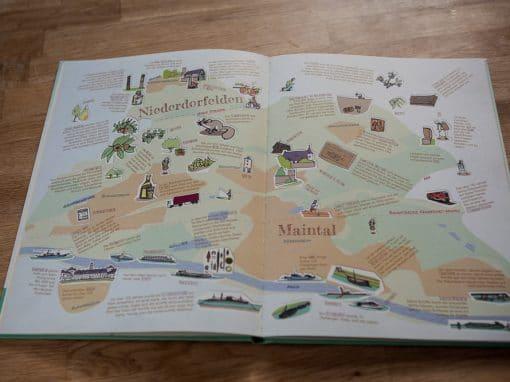 """Kinderbuch – """"Kinder entdecken Hessen – Der Main-Kinzig-Kreis"""""""