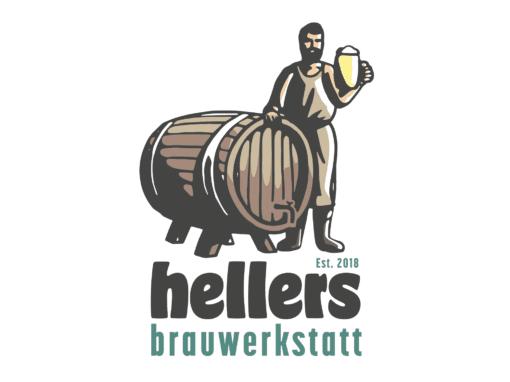 Hellers Brauwerkstatt – Logo