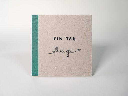 Ein Tag Fliege – Bilderbuch