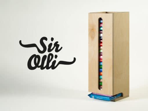 Sir Olli – Produktentwicklung und Branding
