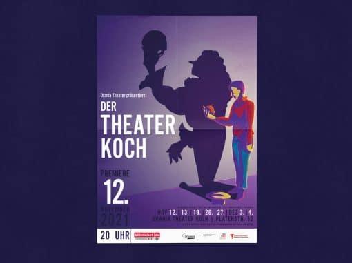 Der Theater Koch – Plakat